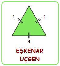 Eşkenar üçgen