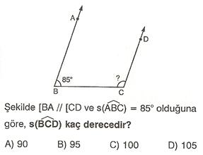 açılar soru 11