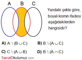kümeler soru 12