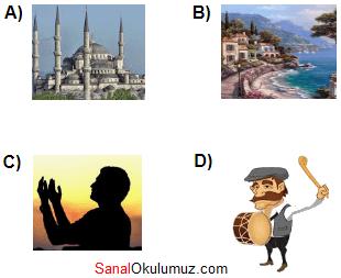 ramazan ve oruç test soru 5