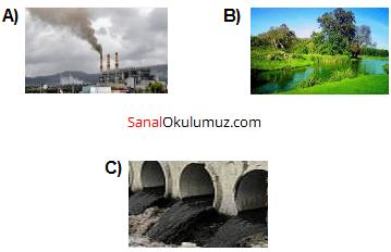 çevreyi tanıyalım temiz kirli
