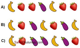 meyve örüntüsü