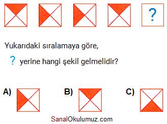 örüntüler soru 5